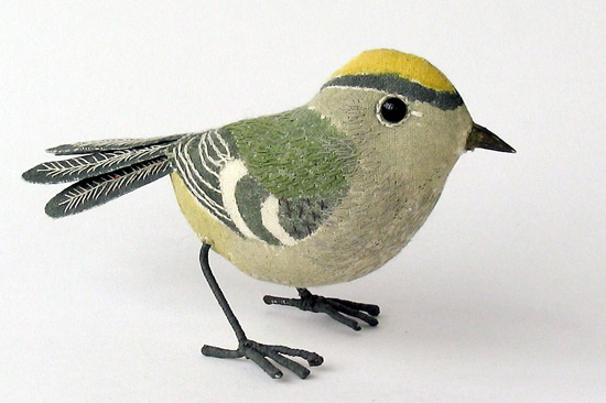Emily Sutton - Goldcrest