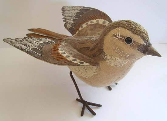 Emily Sutton - Winged Sparrow