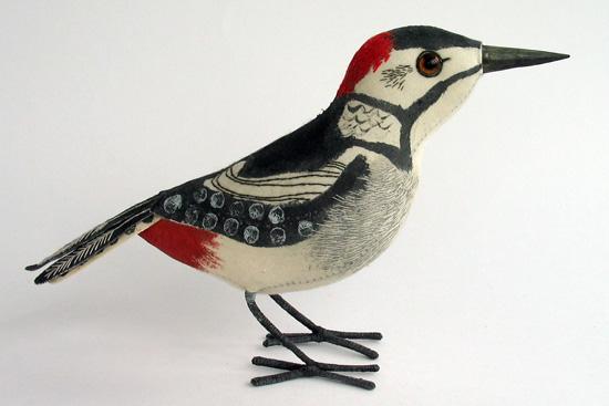 Emily Sutton - Woodpecker