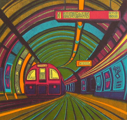 London Calling - an exhibition of prints inspired by the capital